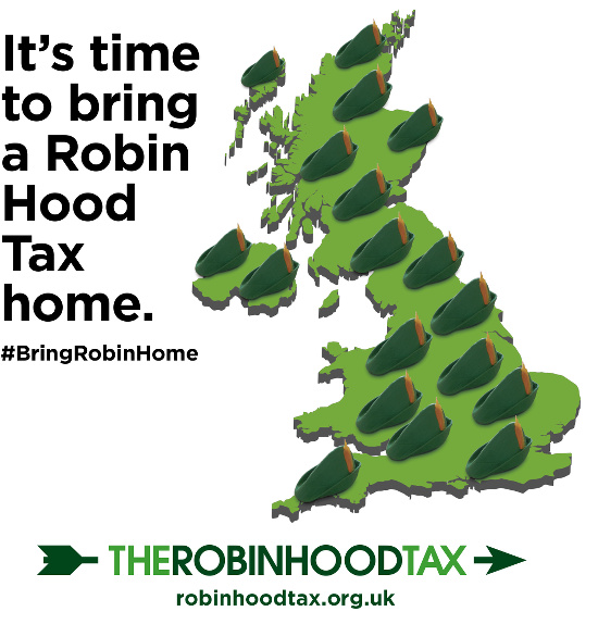 It's time to bring a Robin Hood Tax Home